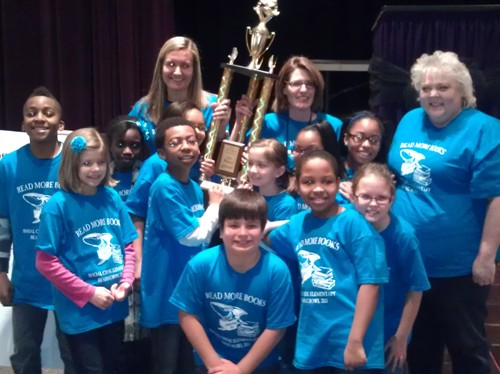 Reading Bowl Winners 2013 [County]