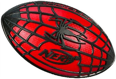 Spiderman Nerf Ball
