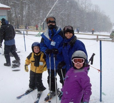 Family and Youth Ski Trip 2010