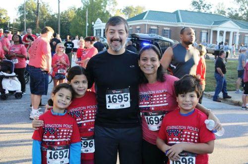 Family Fuzz Run 2011