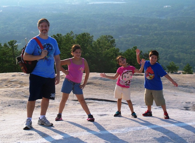 Stone Mountain [Briam & Kids]