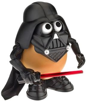 May the spud be with you!